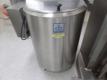 80 Gal Cherry Burrel Mix Tank,
