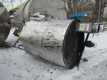 Used 800 GAL STAINLE
