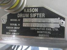 "24"" Kason Screen, S/S, Single D"