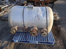 200 GAL EWELL ENG RECEIVER, S/S