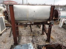 36 CU FT DAY RIBBON BLENDER, S/