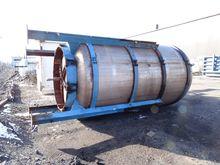 4500 GAL STAINLESS STEEL TANK,