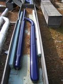 3000 GAL GLASS LINED H BAFFLE
