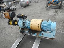 "3"" X 4"" GOULDS CENTRIFUGAL PUMP"