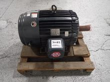 US Electrical Motors 100 HP Ele