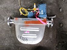 "2"" MICOMOTION FLOW METER"
