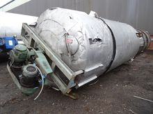6000 GAL LETSCH MIX TANK, 304 S