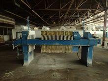 """39"""" JWI Filter Press"""