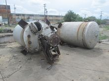 1200 GAL ALLIED STEEL REACTORS,