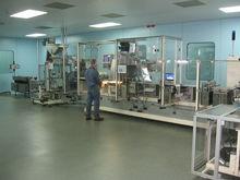 Uhlmann UPS4 MT BLISTER MACHINE