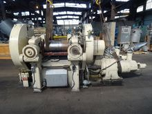 "12"" X 26"" FARREL TWO ROLL MILL,"
