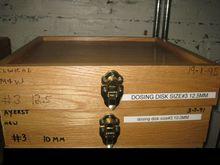 Bosch GFK 1500 DOSING DISKS