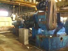 500 GAL ARECO DOUBLE ARM MIXER,