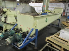 TWIN SCREW DEWATERING CONVEYOR,