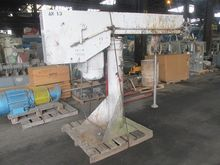 25 HP ARMENCO DISPERSER, S/S