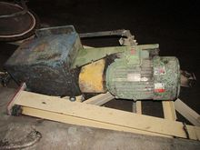 30 HP CHEMINEER AGITATOR DRIVE