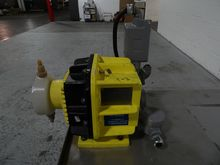 MILTON ROY PUMP, MODEL E731-25T