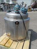 1979 100 Gal Pfaudler Reactor B