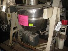 Used 50 GAL GROEN KE