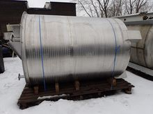 Used 1600 Gal Stainl