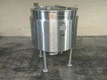 Used 500 LITER 304 S