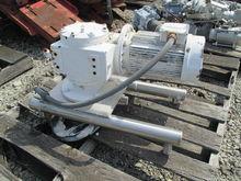3 hp Agitator