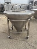 16 cu ft Stainless Steel Bin