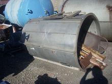 Used 525 GAL STAINLE