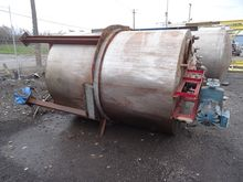 Used 1800 GAL STAINL