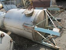 1985 4000 Gal Buffalo Receiver,