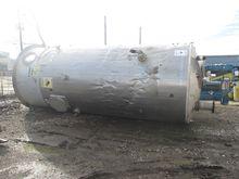 6500 GAL TANK, 304 S/S, AGITATE