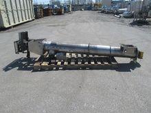 """2000 10"""" Dalex Screw Conveyor,"""