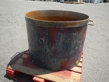 Used 125 GAL MIXING