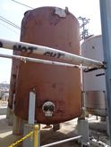 12150 GAL CARBON STEEL TANK