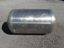 Used 125 GAL STAINLE