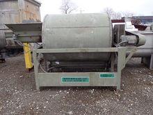 50 Cu Ft Burton Mixer, C/S, 5 H