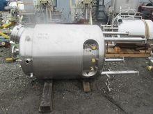 2008 600 LITER T & C STAINLESS