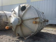 5000 GAL 304 STAINLESS STEEL JA