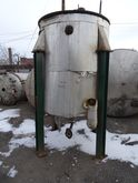 500 GAL WILL FLOW KETTLE, S/S,