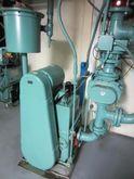 Stokes High Vacuum Pump Skid
