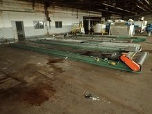 "60"" X 360"" Roach Belt Conveyor"