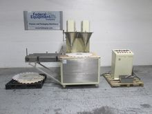Dosa-Pack Rotary Powder Filler,