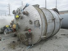 1996 Lowe-Mar 5000 Gal Reactor,