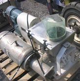 "4"" VIBRA SCREW FEEDER, S/S, 1/2"