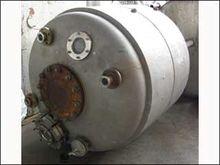 1972 200 GAL GLASCO REACTOR, S/