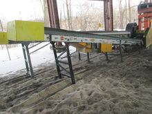 "24"" W x 19' L Belt Conveyor"
