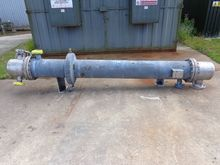 255 SQ FT ATLAS HEAT EXCHANGER,