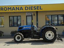 2014 NEW HOLLAND AGRICOLT T 405
