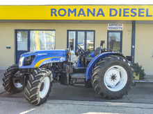 2011 NEW HOLLAND AGRICOLT T 405