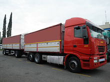 2003 IVECO AS260S48